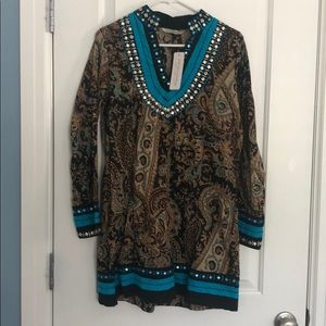 Soft Surroundings Tunic NWT XS